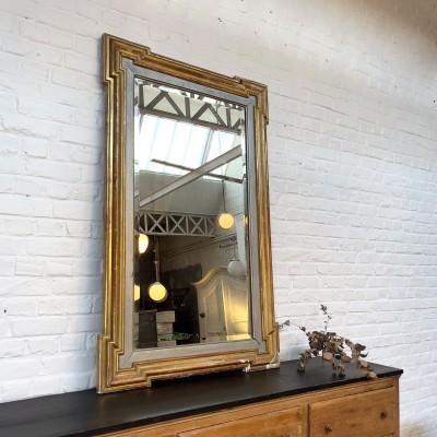 Golden mirror early twentieth