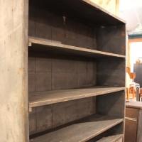 Meuble d'atelier en bois