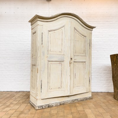 French Large cabinet 18th century