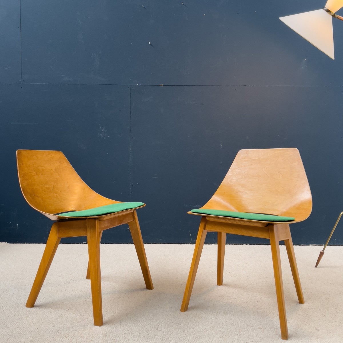 Chair by Pierre GUARICHE for STEINER