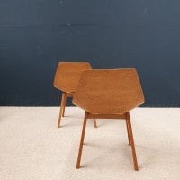 Set of two Amsterdam chairs by Pierre GUARICHE
