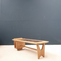 GUILLERME and CHAMBRON coffee table