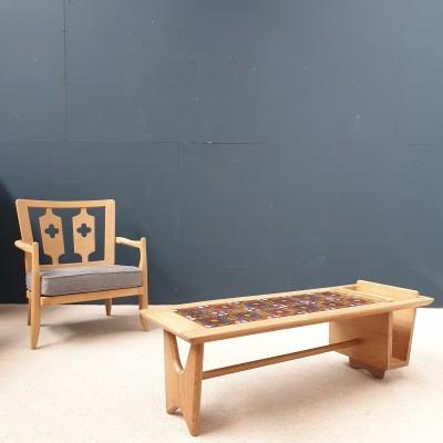 GUILLERME et CHAMBRON furniture