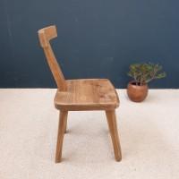 "Brutalist "" T ""  Chair"