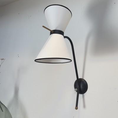 Diabolo 1950 wall light
