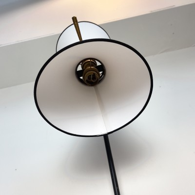 Pair of 1950 diabolo wall lights