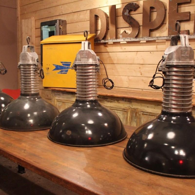 Mobilier industriel lampe industrielle - Lampe industrielle ...