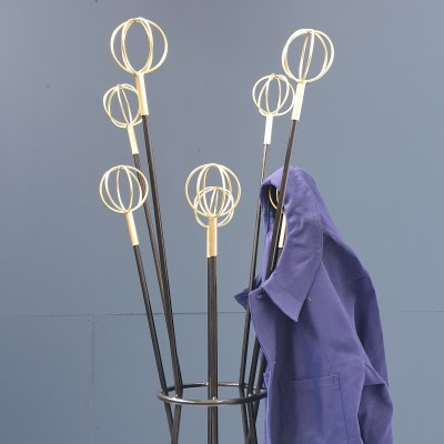French coat hanger from the 50s by Roger FERAUD