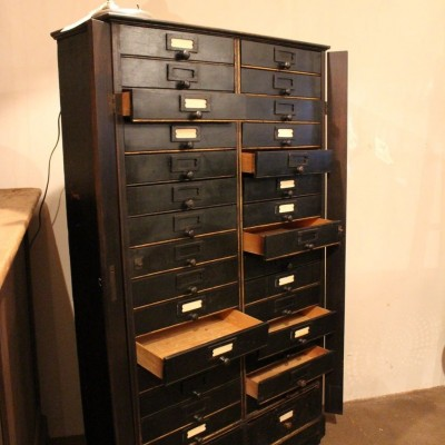 Wooden furniture Notary