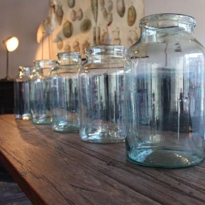 Fomer glass series