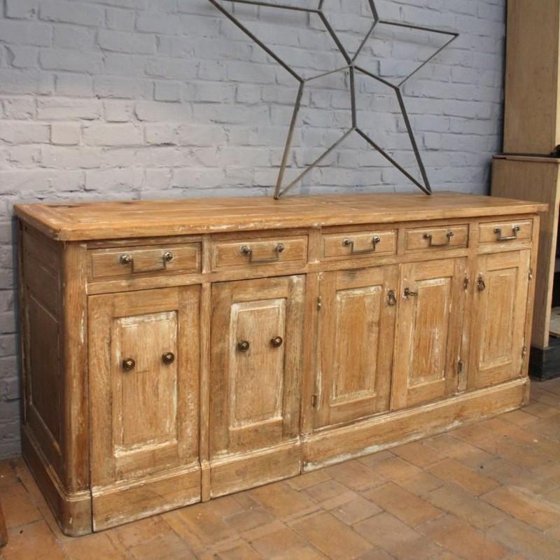 mobilier industriel ancien meuble de banque. Black Bedroom Furniture Sets. Home Design Ideas
