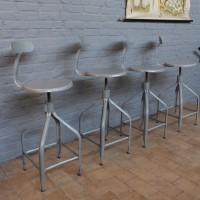 4 High chairs Nicolle