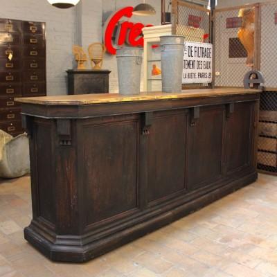 Ancien comptoir de café
