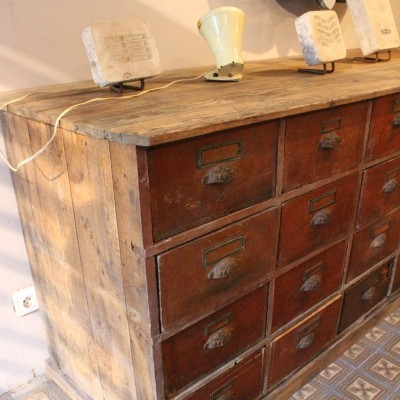 Workshop drawer cabinet