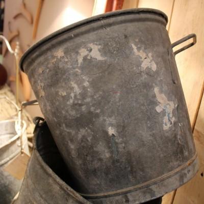 1-11 Zinc Buckets