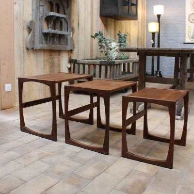 Tables gigognes scandinave 1960 - Table 1960
