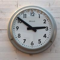 Ancienne horloge d'usine 1950