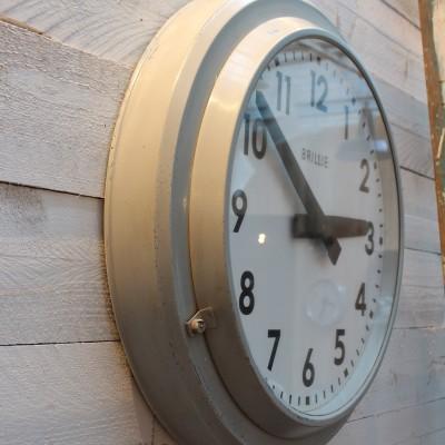 Former factory clock circa 1950
