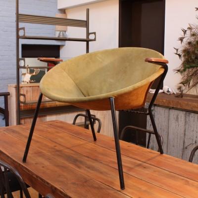 """Fauteuil """"Balloon chair"""", HANS OLSEN"""