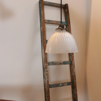 Holophane factory lamp