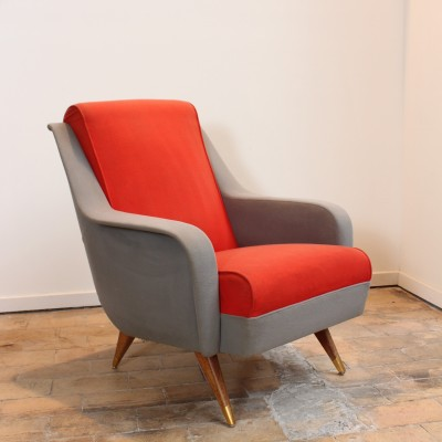 Vintage armchair 1960