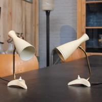 Lampe cocotte 1950