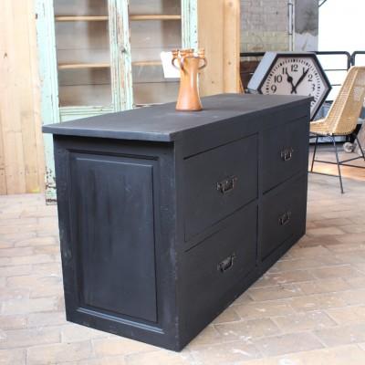 Ma petite boutique meuble industriel antiquit s et for Meuble a tiroir ancien