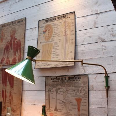 Wall lamp 1950