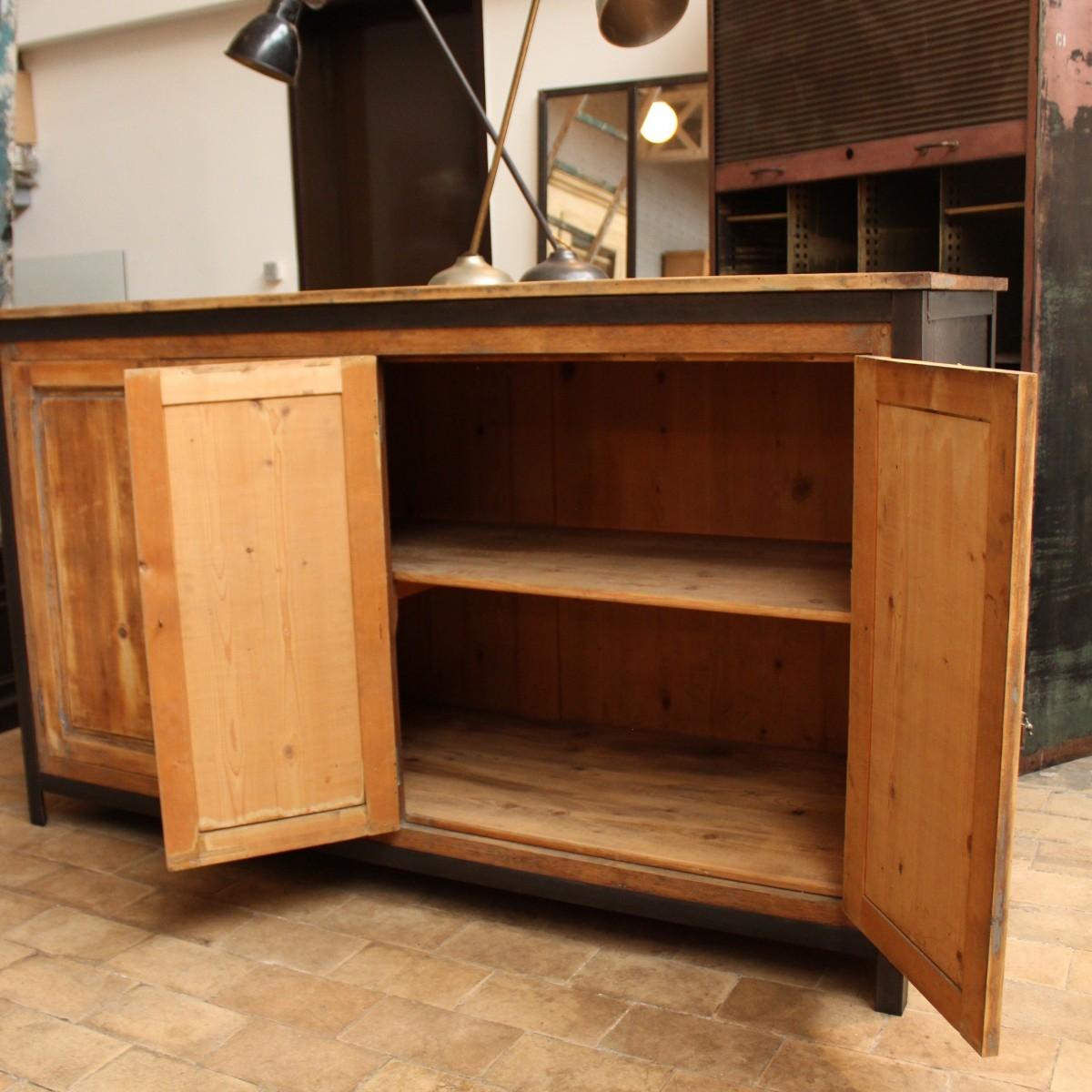 meuble industriel metal meuble industriel lorigine pour dossiers suspendus mais peut tre dtourn. Black Bedroom Furniture Sets. Home Design Ideas