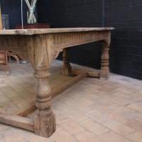 Ancienne table de monastère 1880