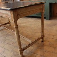 Ancienne table table d'atelier