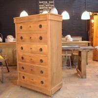 Former wooden semainier