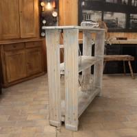 Etagère d'atelier en bois