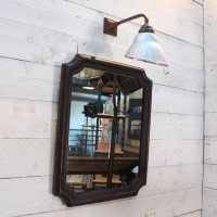 Industrial wall lamp