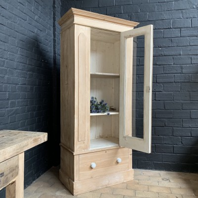 Wooden cabinet french