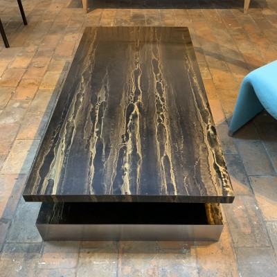 Coffee table Guy Lefèvre 1970