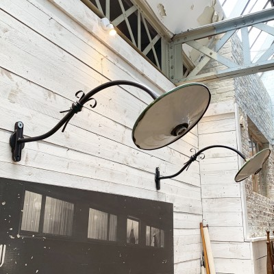 Pair of wall lamp c1950