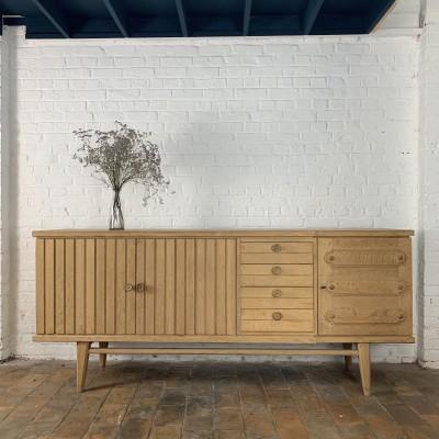 Vintage oak sideboard c.1950
