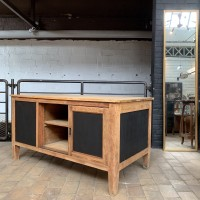 Former double sided wood workshop furniture