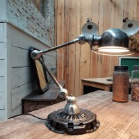 "Industrial lamp ""Jielde"" 1950."