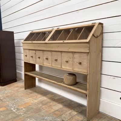 Wooden shop furniture 1930