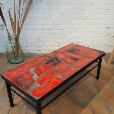 Table basse design 1960