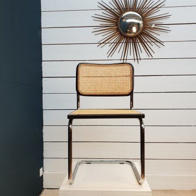 Set of 4 Chairs Marcel Breuer B32 1970