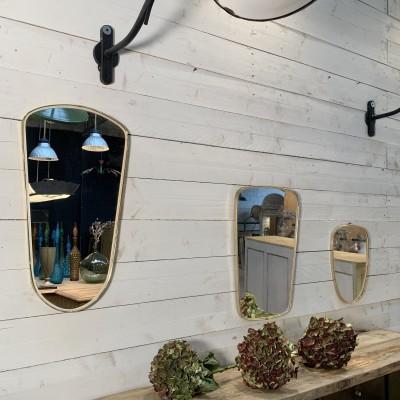 Série de 3 miroirs 1960