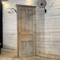 Wooden workshop cabinet