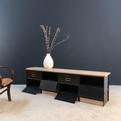 Industrial furniture low