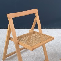 Pair of folding design chairs 1970