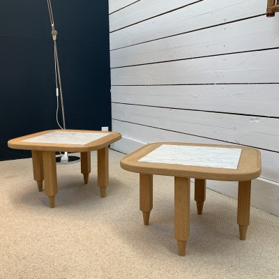Pair of table guillerme and chambron Edition Votre maison