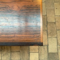 Pair of vintage rosewood sideboards 1960