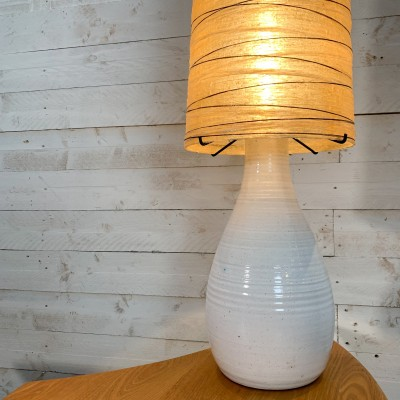 Ceramic and fiber lamp Accolay